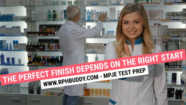 RPHBUDDY.COM – Pharmacy Exam Prep is dedicated to helping students pass the MPJE exam first time. All our courses have been created by licensed pharmacists who have successfully completed the MPJE Exam and are experienced in Pharmacy Practice. More than 2500 questions on our website are frequently updated to match changing regulations.